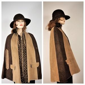 Vng Mexican Hippie Cape